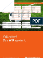 Download Fußball-Europameisterschaft-Spielplan