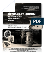 Contoh Legal Opinion Copy