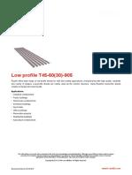 Low-profile-T45-60(30)-905