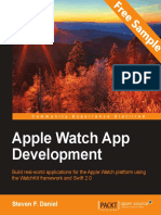 Apple Watch App Development - Sample Chapter