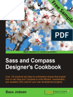 Sass and Compass Designer's Cookbook - Sample Chapter