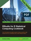 RStudio for R Statistical Computing Cookbook - Sample Chapter