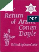 The Return of Arthur Conan Doyle - Ivan Cooke