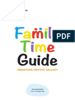 Family Time Guide Singapore History Gallery