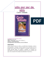 Corin Tellado - Te Odio Por Ser de Otro