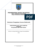 Dokumen Pengadaan Atk 3 Ok