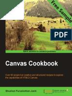 Canvas Cookbook - Sample Chapter