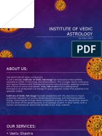 Institute of Vedic Astrology