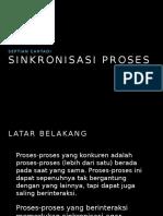 Sistem Operasi_sinkronisasi Proses