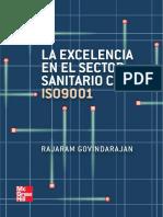 La Excelencia en El Sector Sanitario Con ISO 9001