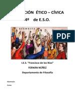 4 ESO MANUAL ÉTICA EDUCACIÓN ÉTICO-CIVICA