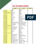 LISTE VOCABULAIRE ANGLAIS francais en génie civil.xlsx