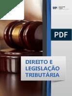 DIREITO E LEGISLAÇÃO AULA 01.1