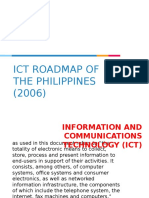 ICT Roadmap of the PH (2006)