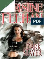 Christine Feehan - Kárpátok Vámpírjai 20. – Sötét Gyilkos (Razvan Shonski & Ivory Malinov)