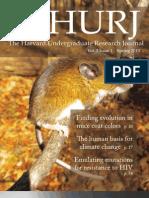 THURJ Vol. 3 Issue 1
