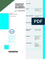 Manuales Catalogos Siemens NCZ 01.03 Ing