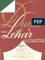 Franz Lehar - Duette - Heft1 - Songbook