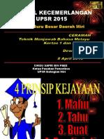 Teknik Menjawab BM UPSR-Pemahaman