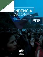 Tendencia Nacional N°18