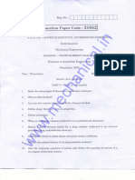 Finite Element AnalysisNovDec2015