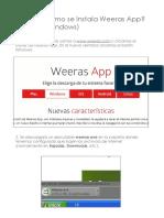 CASTutorial Windows App