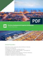 E-book Perícia e Avaliação de Impactos Ambientais - Dra. Flávia Peres