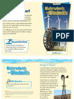 machines 3-4 focus book waterwheels windmills