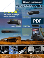 Issue 59 Radio Parts Group Newsletter - November 2009