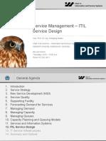 Dlm 12 Itil Service Design