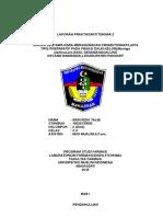 Kromatografi Lapis Tipis Preparative