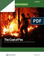 World Bank Report - Indonesian Deforestation