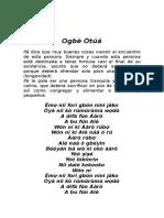 013 Ogbe Otura