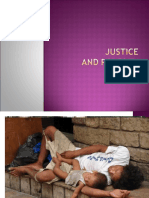 Justice and Poverty