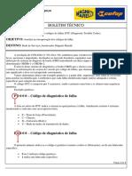 Boletim Técnico Código DTC 04-11-13 Sist Free Choice PDF