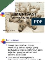 Present Imunisasi
