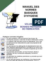 Manuel Des Normes Basiques d'Hygiene 2