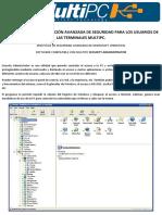 Eco Software Politicas de Seguridadmultipc