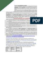 Costo Del Inventario en La Contabilidad Con NIIF