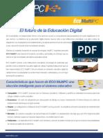 El Futuro de La Educacion Digital ECO