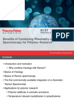 Benefits of Combining Rheometry With Raman 2016