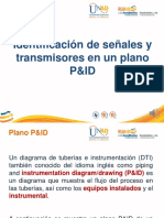 6- Identificación de Señales y Transmisores en Un P&ID