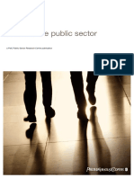 Fraud Public-sector PWC