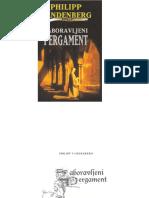 Philipp Vandenberg-Zaboravljeni Pergament