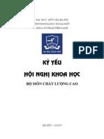 Ky Yeu Nckh 2009-2010 - Bo Mon Clc