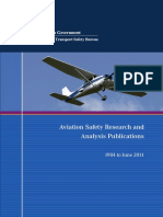 Aviation Research Publication 1984-2011!1!1