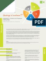 Brochure Bog Esp Evaluacion y Gerencia de Proyectos Uis