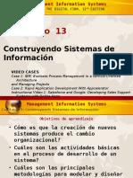 Capitulo 13 Creación de sistemas de información