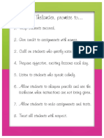 ms  thelander promise poster