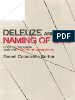 (Plateaus - New Directions in Deleuze Studies) Deleuze, Gilles_ Deleuze, Gilles_ Barber, Daniel Colucciello-Deleuze and the Nami (1)